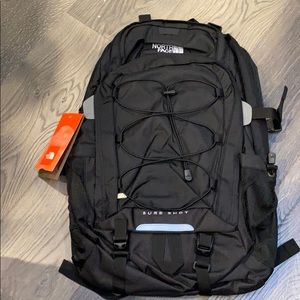 Black north face backpack NEW